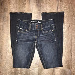 American Eagle Artist Bootcut Jeans